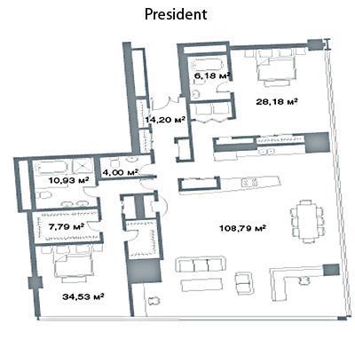 Апартаменты Прибрежный квартал